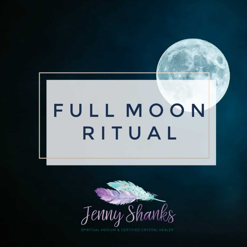 Crystals and the June 2019 Full Moon – Spiritual Medium