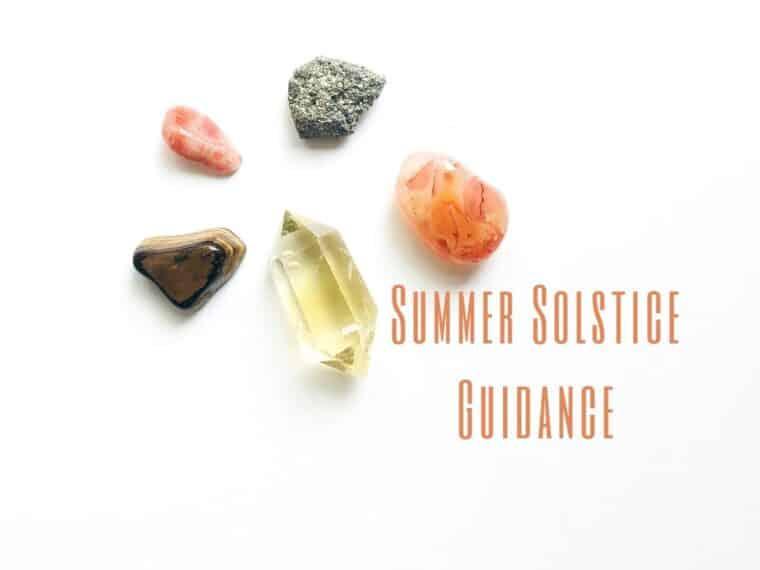 summer solstice guidance