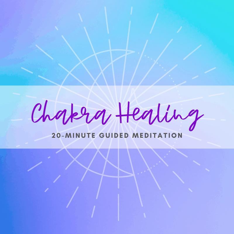 Chakra Healing Meditation Jenny Shanks