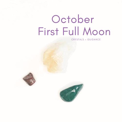 first full moon october 2020
