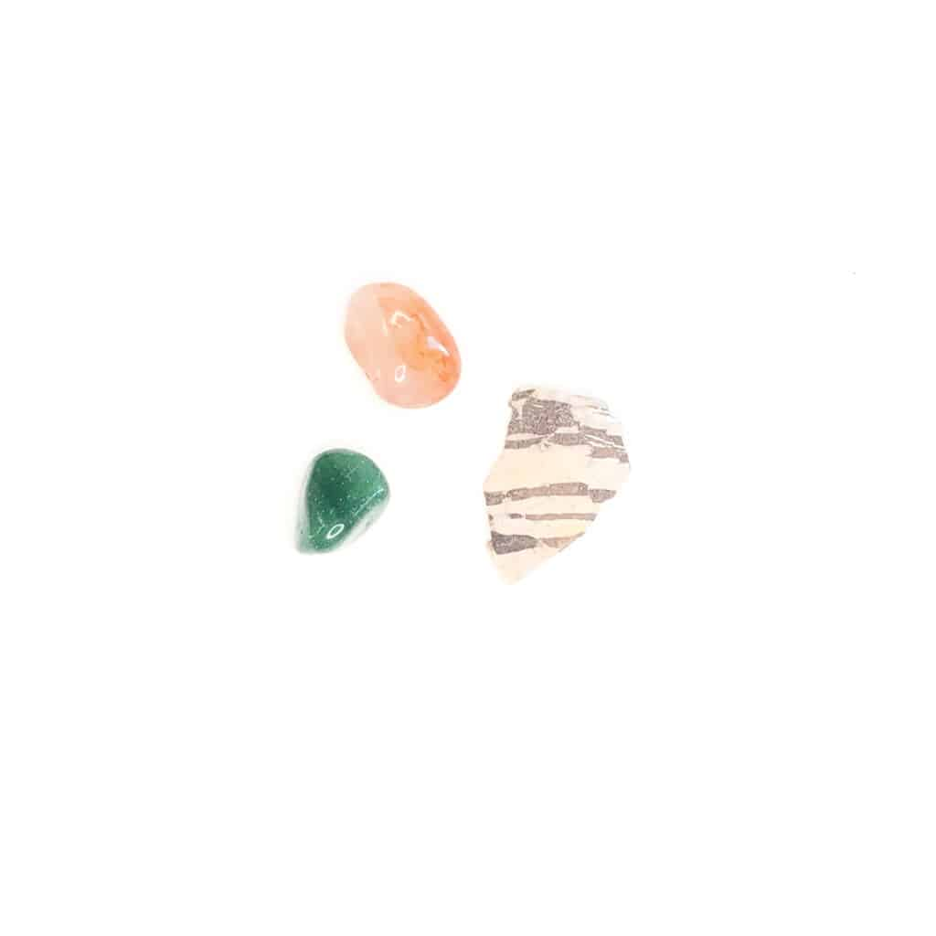 January Full Moon Crystals