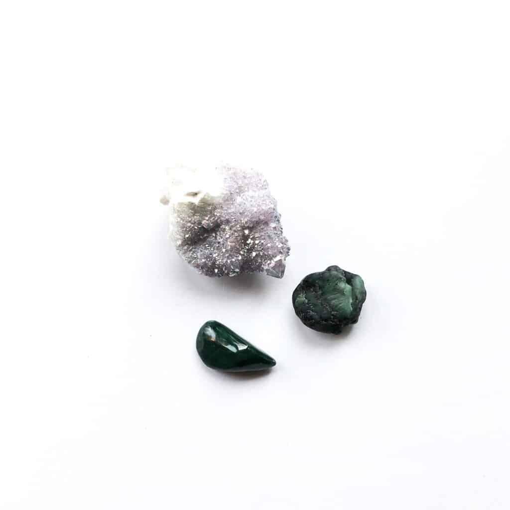 February Full Moon Crystals