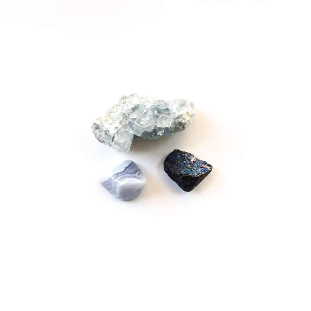 February New Moon Crystals