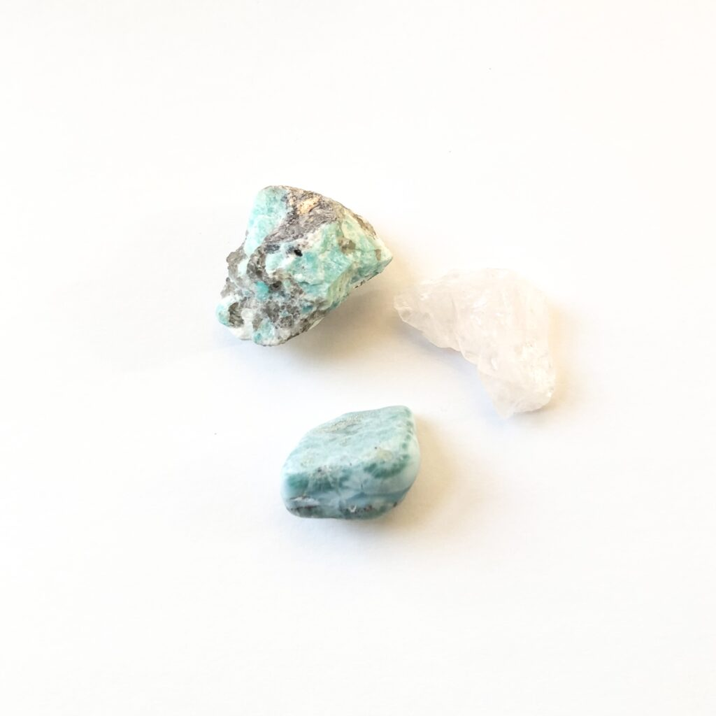 march new moon crystals