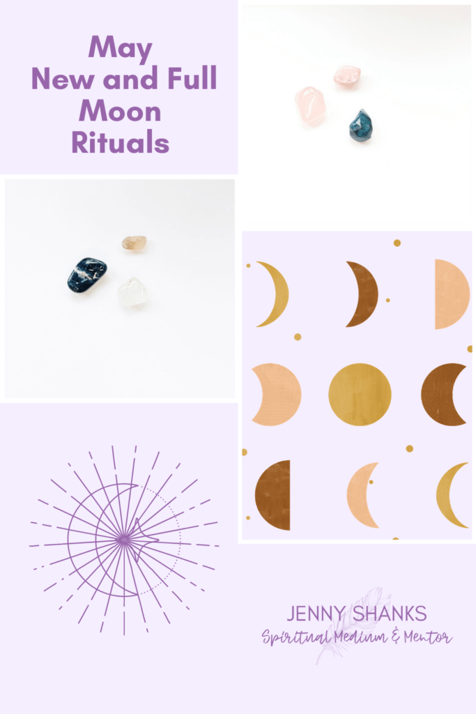 May New and Full Moon Rituals