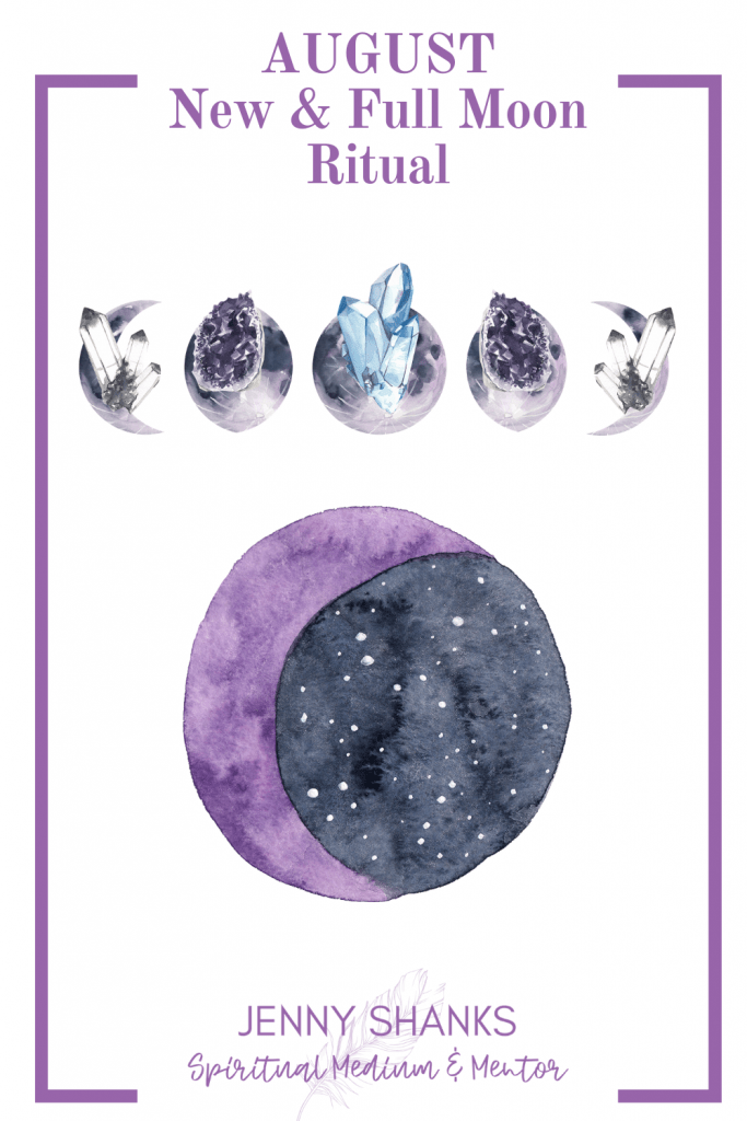 August New and Full Moon Ritual