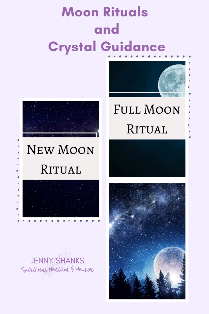 September New and Full Moon Ritual